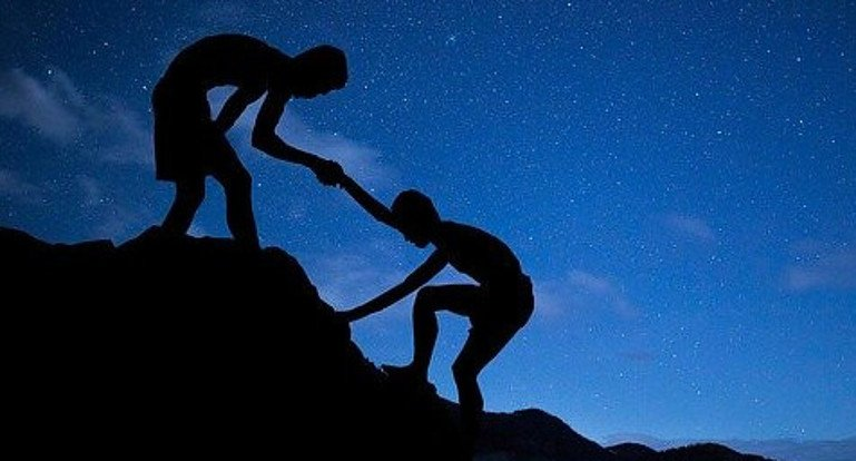 Focus On 'Helping' Not 'Earning'